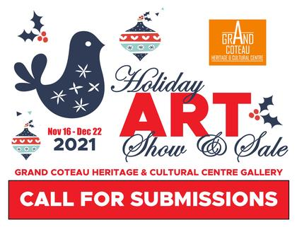 Holiday Art Show & Sale: Call for Submissions