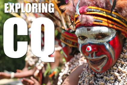 WORLD PREMIERE EVENT! Exploring CQ: A Journey Through the 10 Cultural Clusters